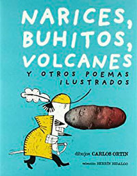 Narices, buhitos, volcanes