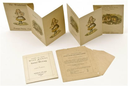 The Wonderland Postage-Stamp Case