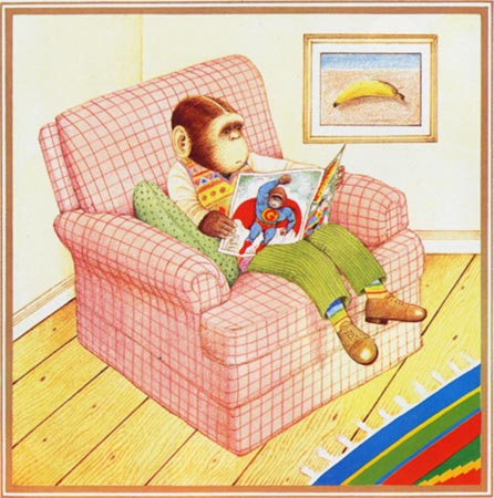 Willy el tímido (Anthony Browne)